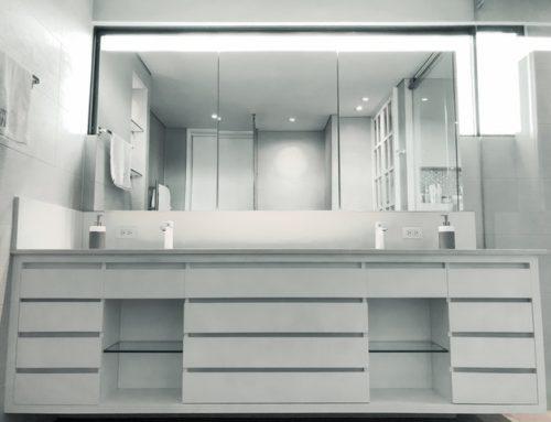 Aynalı Banyo Dolabı
