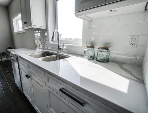 Mutfak Dolabı Tezgah Modelleri